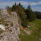 Kletterfelsen in La Rochette